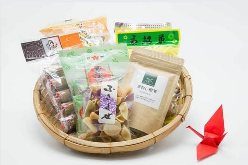 Box avec produit japonais de qualité